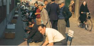 Vinkenzetting in de jaren '60